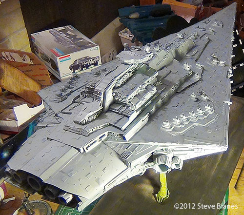 starship modeler gallery star wars